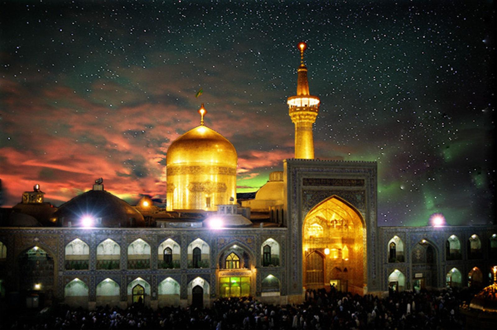 تور لحظه آخری مشهد هوایی از اصفهان برای سه شب و چهار روز