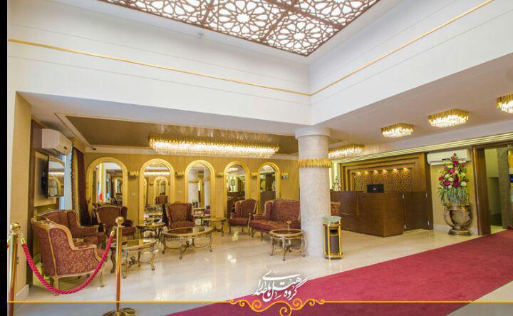 تور مشهد از اصفهان هوایی 3 روزه ویژه ایام 28 صفر