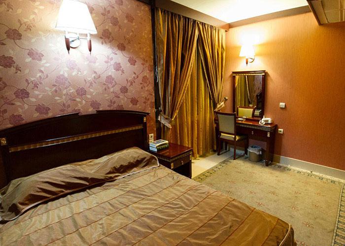 اتاق های هتل بشری