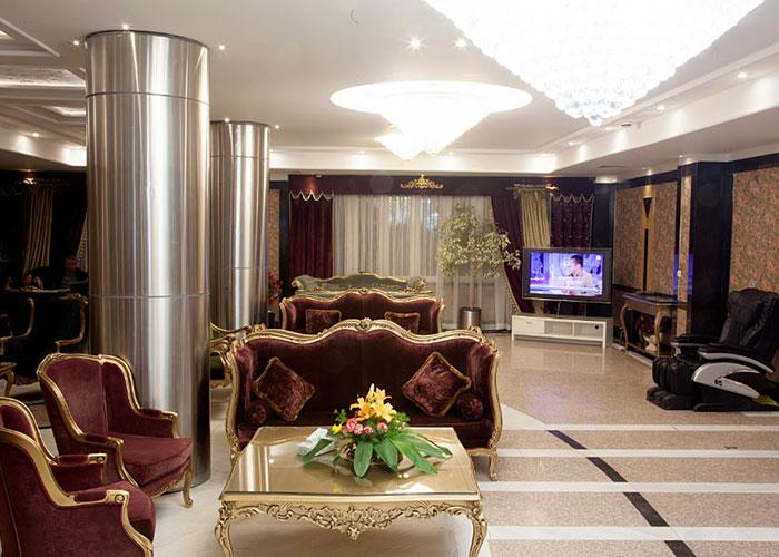 لابی هتل بشری