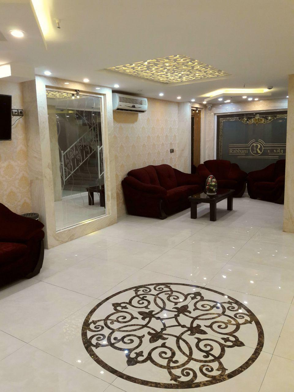 هتل ربانی مشهد