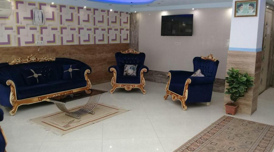 تور ریلی اصفهان مشهد در ۸ تا ۱۲ خرداد ویژه خرداد ماه در هتل آنا