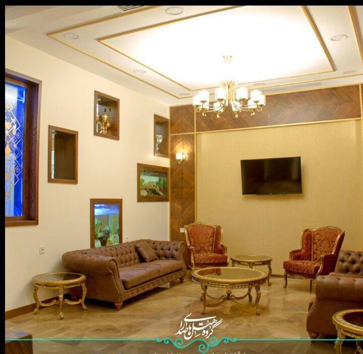 مشهد هوایی از اصفهان ۶ تا ۹ خرداد