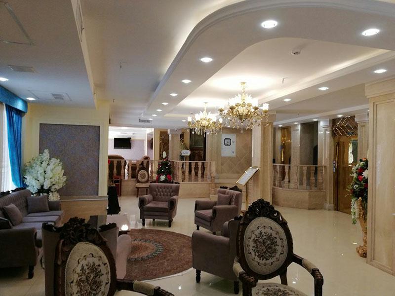 لابی هتل ابشار