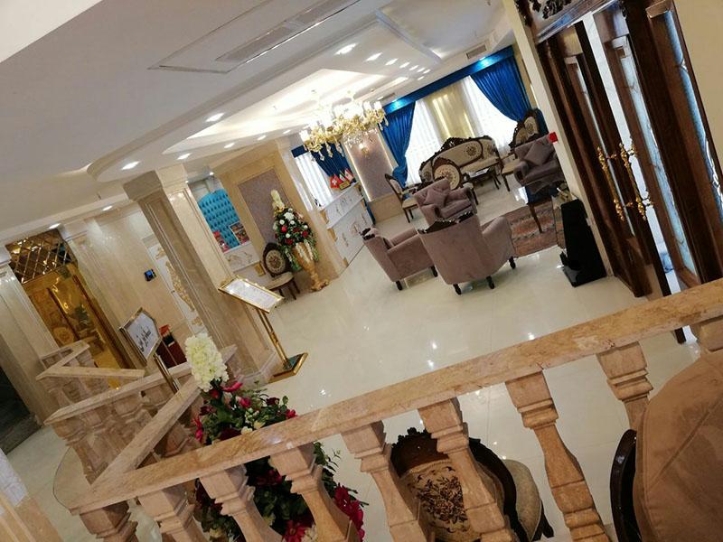 تور ارزان هوایی از اصفهان به مشهد ، با اسکان در هتل آبشار به مدت 4 روز در هتل آبشار