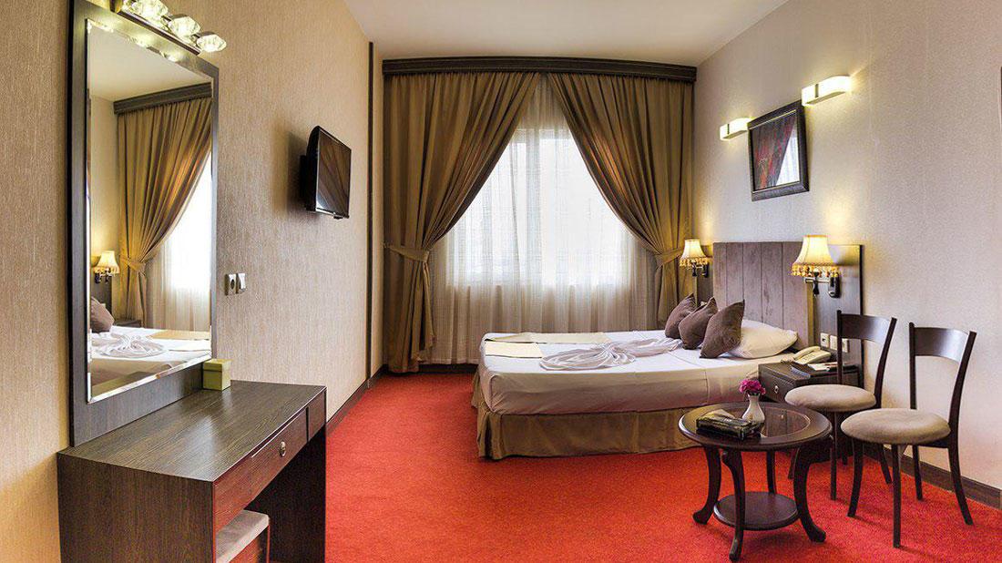 اتاق هتل کیانا