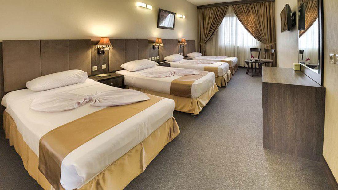 تور ریلی اصفهان مشهد در ۴ تا ۹ آذر ویژه آذر ماه در هتل کیانا