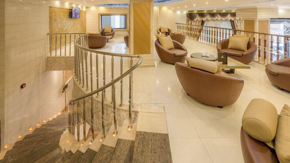 تور هوایی اصفهان مشهد ، با اقامت در هتل سهند 1 به مدت 4 روز در تاریخ  ۷ تا ۱۱ خرداد